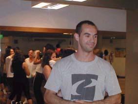 Forum Internacional de Ginática Geral, SESC Campinas - Unicamp, agosto de 2003