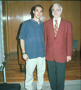 Dr. Pierre Parlebas - Seminário Internacional Praxiologia Motriz INEF Madrid - Espanha - Outubro de 2001