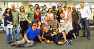 Seminário sobre Formação - Escola Nacional de Circo - RJ, agosto 2014