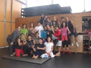 Escola de Circo La Tarumba 09 - Lima Perú