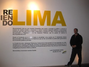 Lima, Perú - Parque das Fontes, set. 09