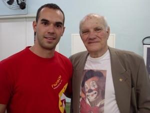 Palhaço Picolino II - Roger Avanzi, Campinas, 2005