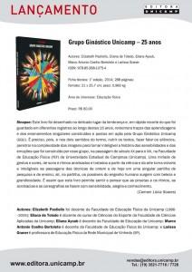 Livro 25 anos ggu