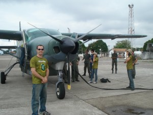 Base aérea de Manaus - AM, 2009