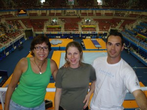 Beth, Malu e Marco - Pan RJ 2007