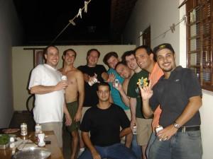 Churras Barao Geraldo 2007