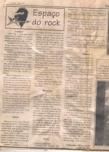 Espaço do Rock - Jornal O Liberal 2.1
