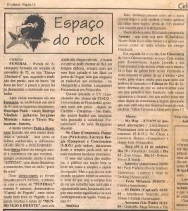 Espaço do Rock - Jornal O Liberal 3.1
