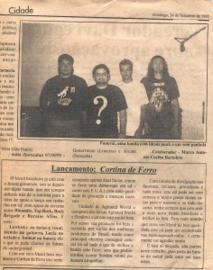Espaço do Rock - Jornal O Liberal 3.2