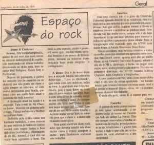 Espaço do Rock - Jornal O Liberal 4.1