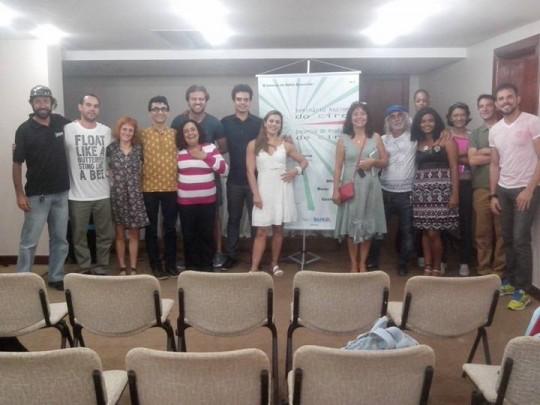 Encontro Circo Social - Salvador -BA, 2015