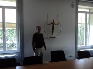 Escritório da FIG - Lausanne, Suíça 2013