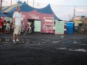 Festival Circo RJ 2012 - Cidade de Deus - Lona