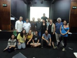 Festival Circo RJ - 2012 Seminario