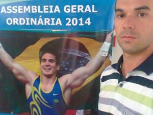 Assembléia Geral - CBG, Aracaju-SE, fev., 2014