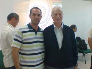 Pierre Parlebas (Univ. Paris) na UFAM - Manaus, maio 2014