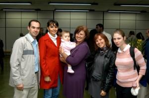 Homenagem professores FEF-UNICAMP 2008 - Profa. Carmen Soares, Vera Maadruca, Maria Luisa.