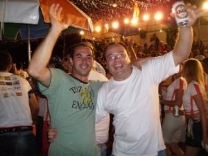 Lindóia 2008 Carnaval de rua