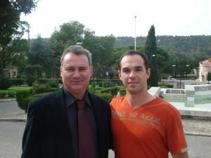 Marco e Carlos Araújo (Univ. Porto) 2009