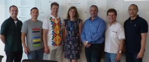Primeira reunião - Comissão Educação FIG, Lausanne, junho 2017