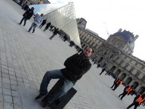 Paris - Louvre, 2010
