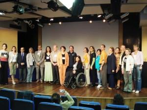 Participantes do SIGARC - RIo de Janeiro 2007