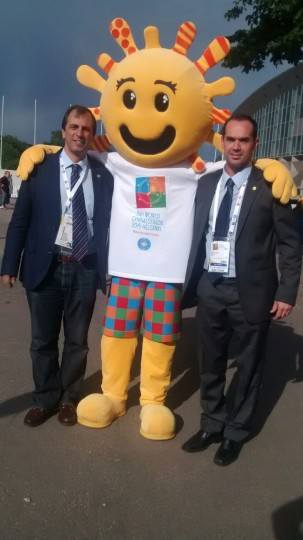 WG 2015 - com Rogério Valerio. Excelente energia!