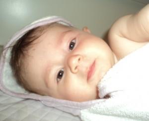 Alicia 4 meses