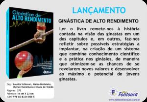 Ginástica de Alto Rendimento - Ed. Fontoura, 2014
