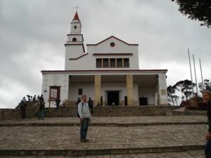 Bogota - Colombia - Montserrat, 2008
