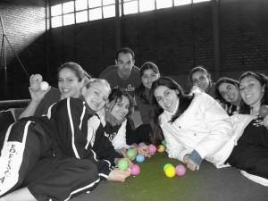 Curso Pedagogia das Atividades Circenses - UFSM - RS, 2008