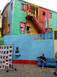 El Caminito - Buenos Aires - 2006