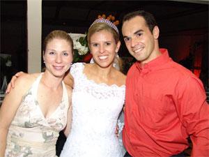Casamento da Simone em Lajes - SC, 2006