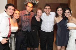 Casamento de nossa amiga Ana Paula, 2012