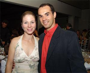 Casamento da amiga Simone em Lages-SC, 2009