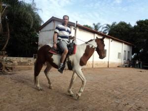 Cowboy em Rio das Pedras-SP, maio 2014