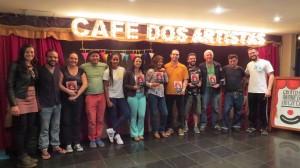 """Centro de Memória do Circo - SP, maio, 2017 - Lançamento do livro """"Circo - horizontes ducativos."""""""