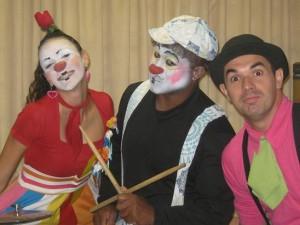 Apresentação do Projeto Circo na Escola 2011 com a Cia Corpo Mágico