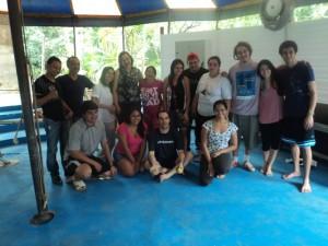 Escola de Circo Roda Ciranda - Macapá - AM, 2013