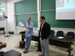 Prof. Alexandre Moreira - USP - Congresso - UNICAMP, Limeira-SP - 2007