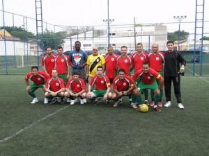 Time da FEF - UNICAMP - Copa GGBS 2011