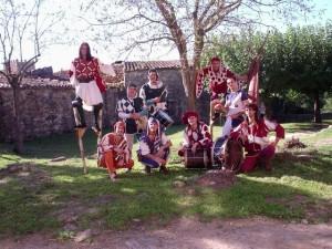 Cremallera em Hostalric - Espanha - 2001