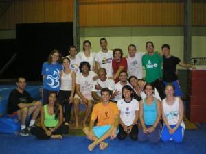 Curso de Báscula com Gustavo Carvalho - FEF - Unicamp 2006