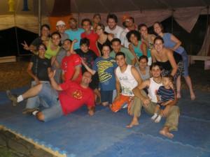 Curso Circo - Sesc Campinas 2009 - com Cia Paraladosanjos