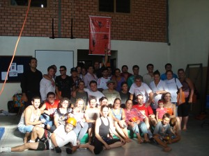 Curso sobre Seguranca no Circo - Funarte - Circo Girassol - POA - RS, 2008