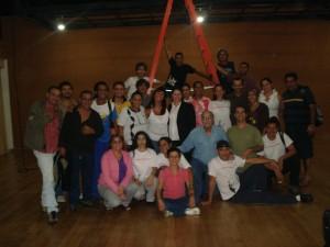 Curso sobre Seguranca no Circo - Funarte - São Paulo, 2008