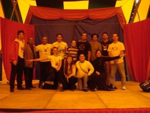 Curso sobre Seguranca no Circo - Mostra ASFACI - ARARAQUARA, 2009