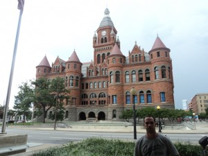 Dallas - TX, USA - 2013 - The Old Red Museum