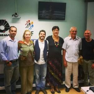 Defesa de doutorado de Rodrigo Mallet - FEF - UNICAMP, fevereiro, 2014