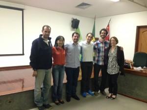 Defesa de Doutorado - Mauricio Oliveira, USP, maio de 2014